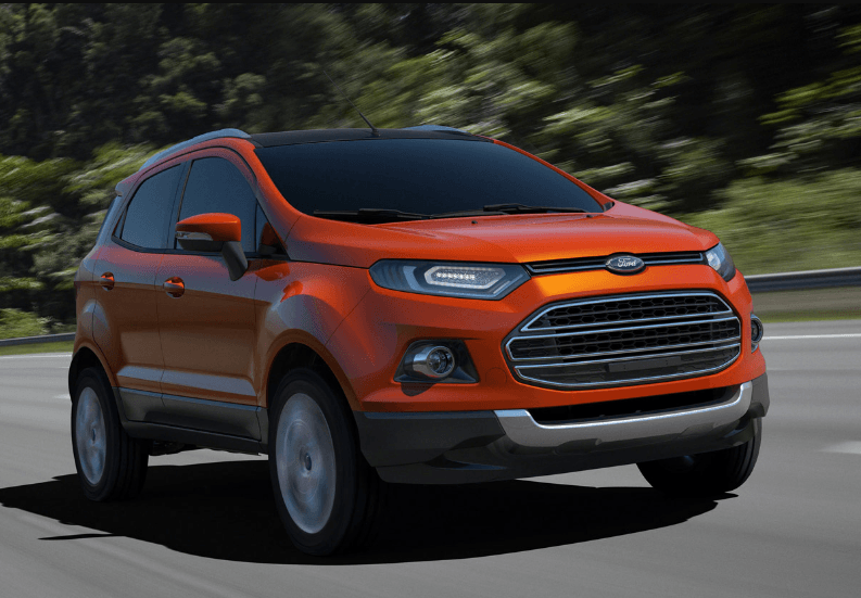 2021 Ford Ecosport Redesign, Release Date, Color, Price