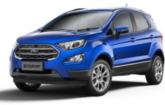 2021 Ford Ecosport,Redesign, Interior,exterior, Release Date, Price