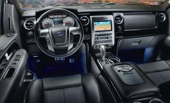 2021 Ford F-150 Redesign, Interior ,Release Date, Price