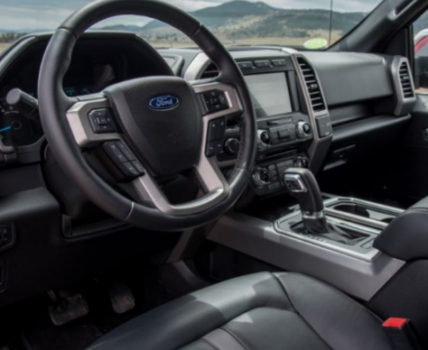 2022 Ford F-150 Redesign, Interior, Release Date, Price