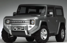 2020 Ford Bronco Canada Redesign, Release Date, Price