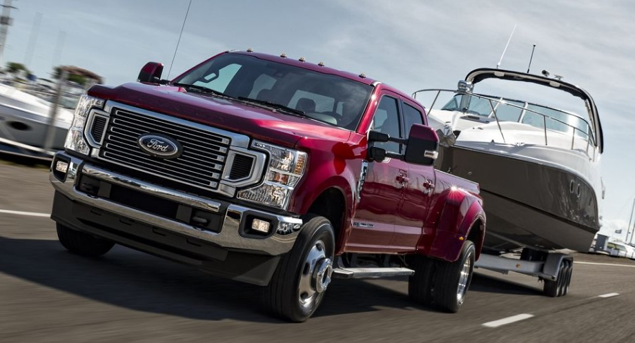 2021 Ford F-250 Redesign, Interior, Release Date, price