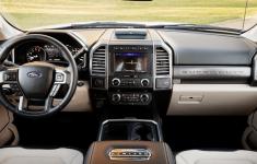 2020 FORD F-SERIES Super Duty Interior, Release Date, Price