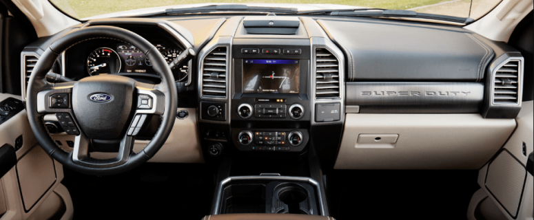 2020 FORD F-SERIES Super Duty Interior, Release Date, Price