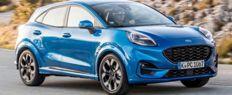 2020 Ford Puma Interior, Exterior, Color, Price