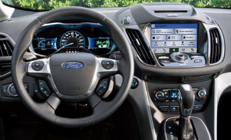 2020 Ford C Max Hybrid Titanium Redesign, Interior, Release Date