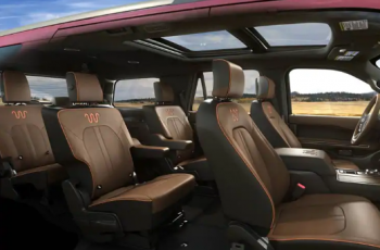 2020 Ford Expedition King Ranch Redesign, Interior, price