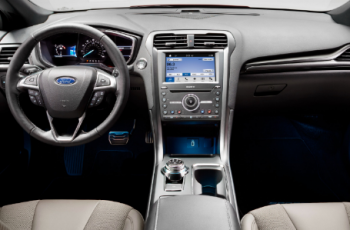 2020 Ford Fusion Activity Redesign, Interior, Release Date, price