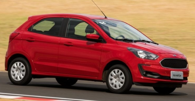 2020 Ford KA Redesign, Interior, Release Date, Price
