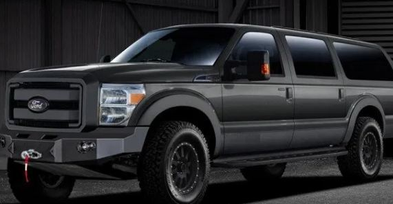 2021 Ford Excursion Redesign, Interior, Release Date