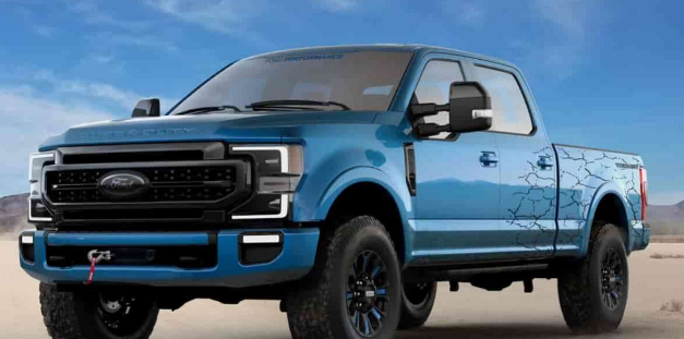 2021 Ford F-250 Tremor Redesign, Release date, Price