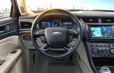 2021 Ford Taurus Rumors, Interior, Release date