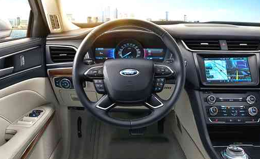 2021 Ford Taurus Rumors, Interior, Release date