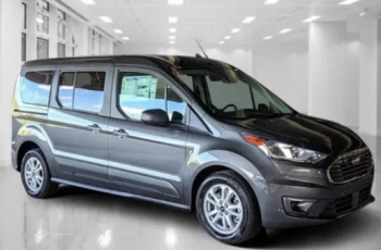 2021 Ford Transit Connect Wagon Redesign, Interior, Price