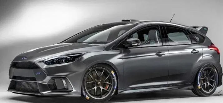 Ford Focus Electric 2021