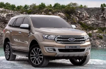 2021 Ford Everest Redesign, Feature, Changes, Price
