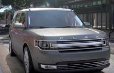 2021 Ford Flex Redesign, Exterior, Release Date