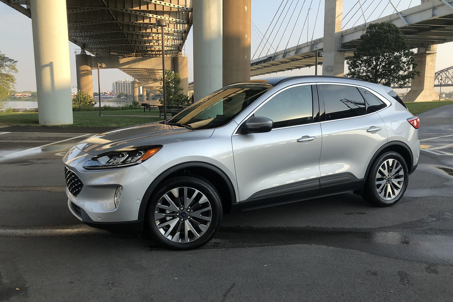 Premier Essai Routier Du Ford Escape 2020 : Remonter La