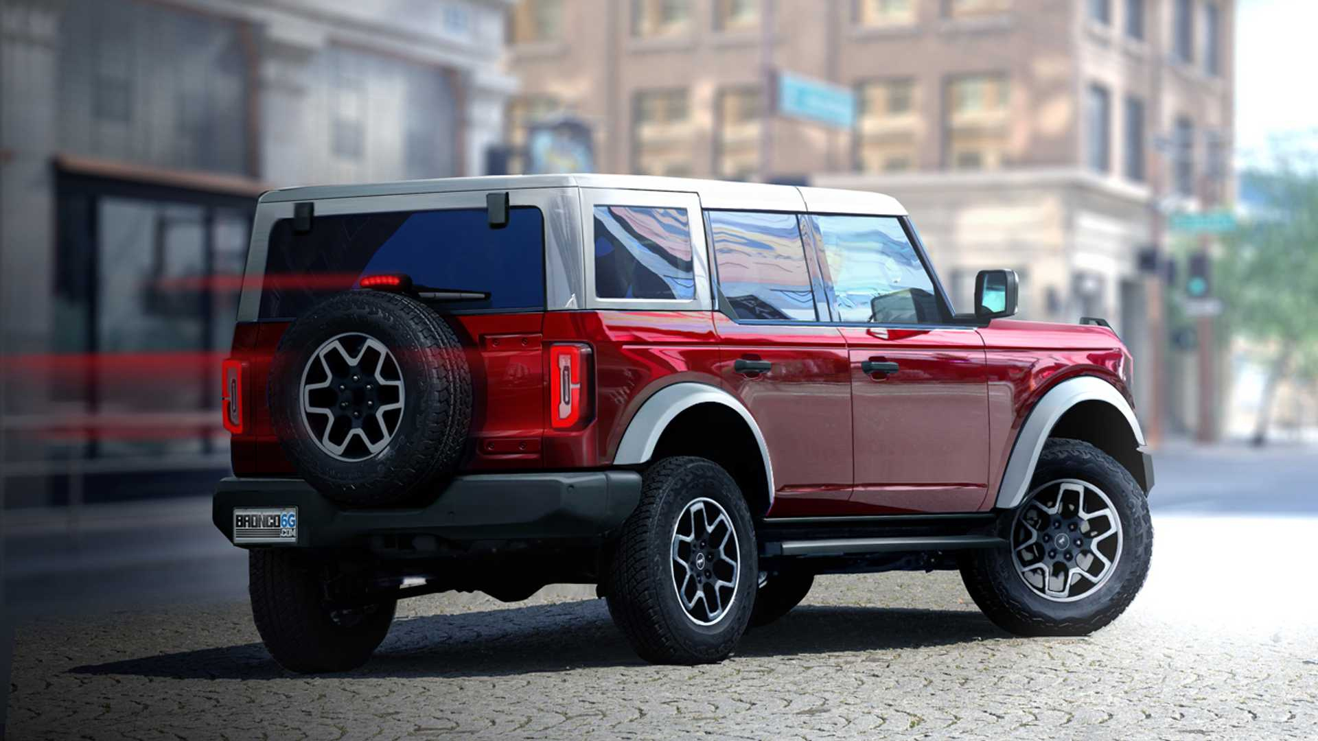 2021 Ford Bronco 4 Door Release Date Changes Colors Price 2020 2021 Ford