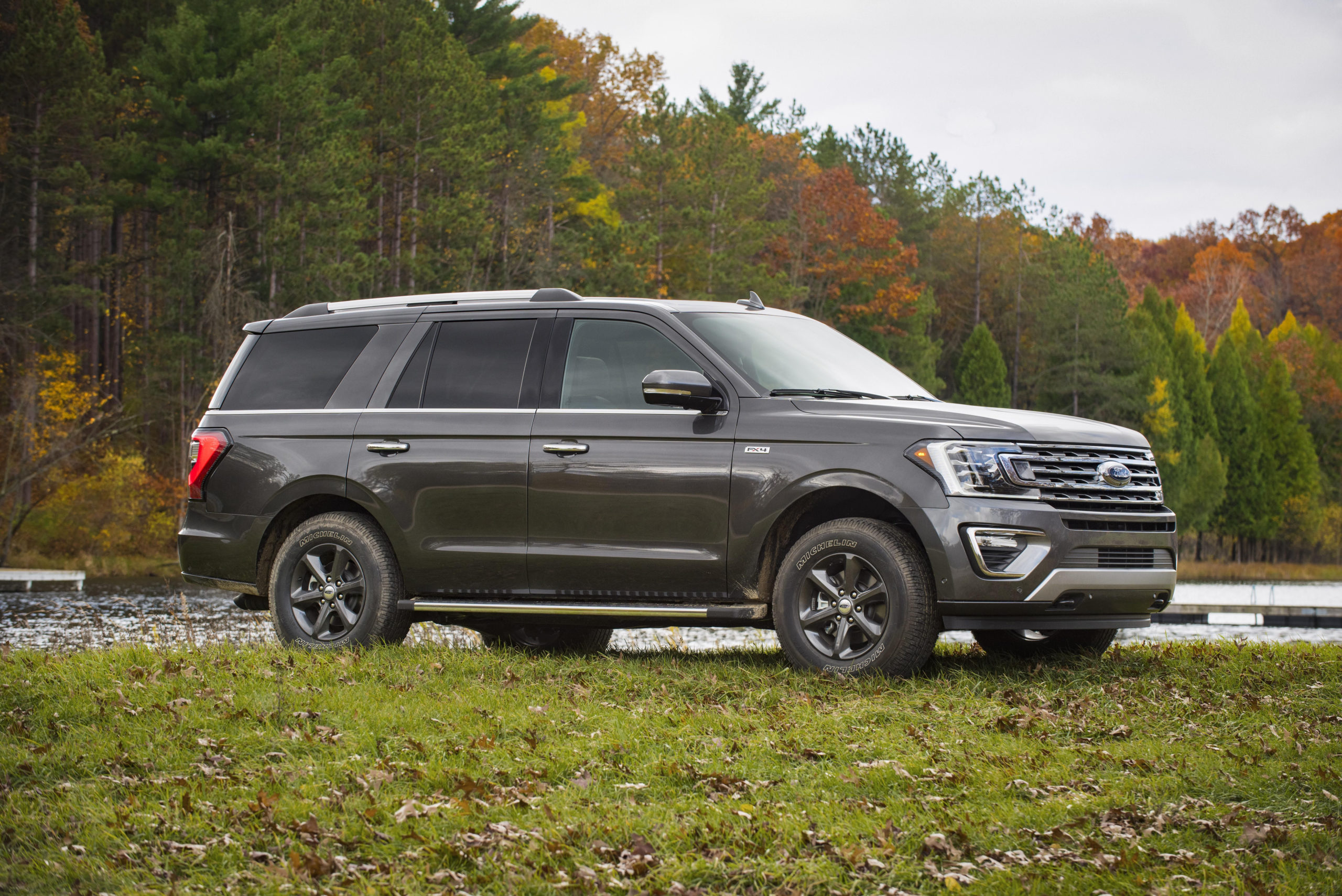 2020 Ford Expedition Adds Off-Road Chops