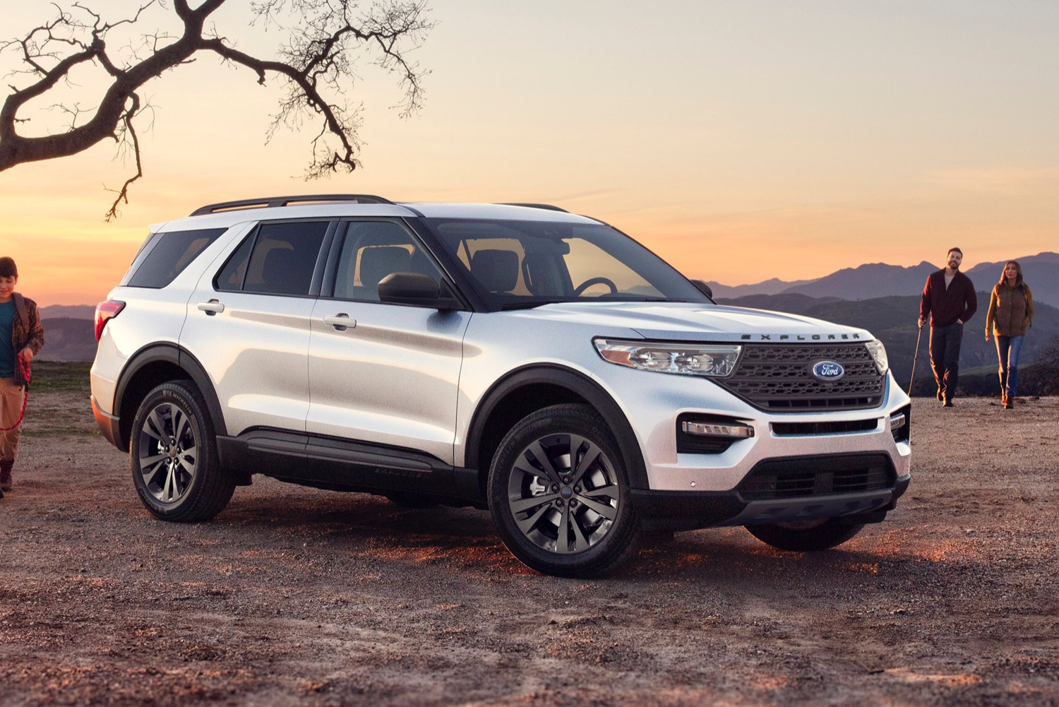 2020 Ford Explorer Loses To Chevrolet Traverse In Recent