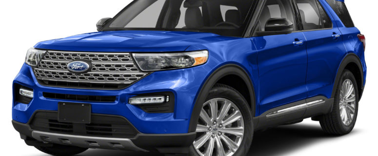 2020 Ford Explorer New Car Test Drive