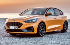 2020 Ford Focus St Pricing And Specs: $44,690 For New Hot