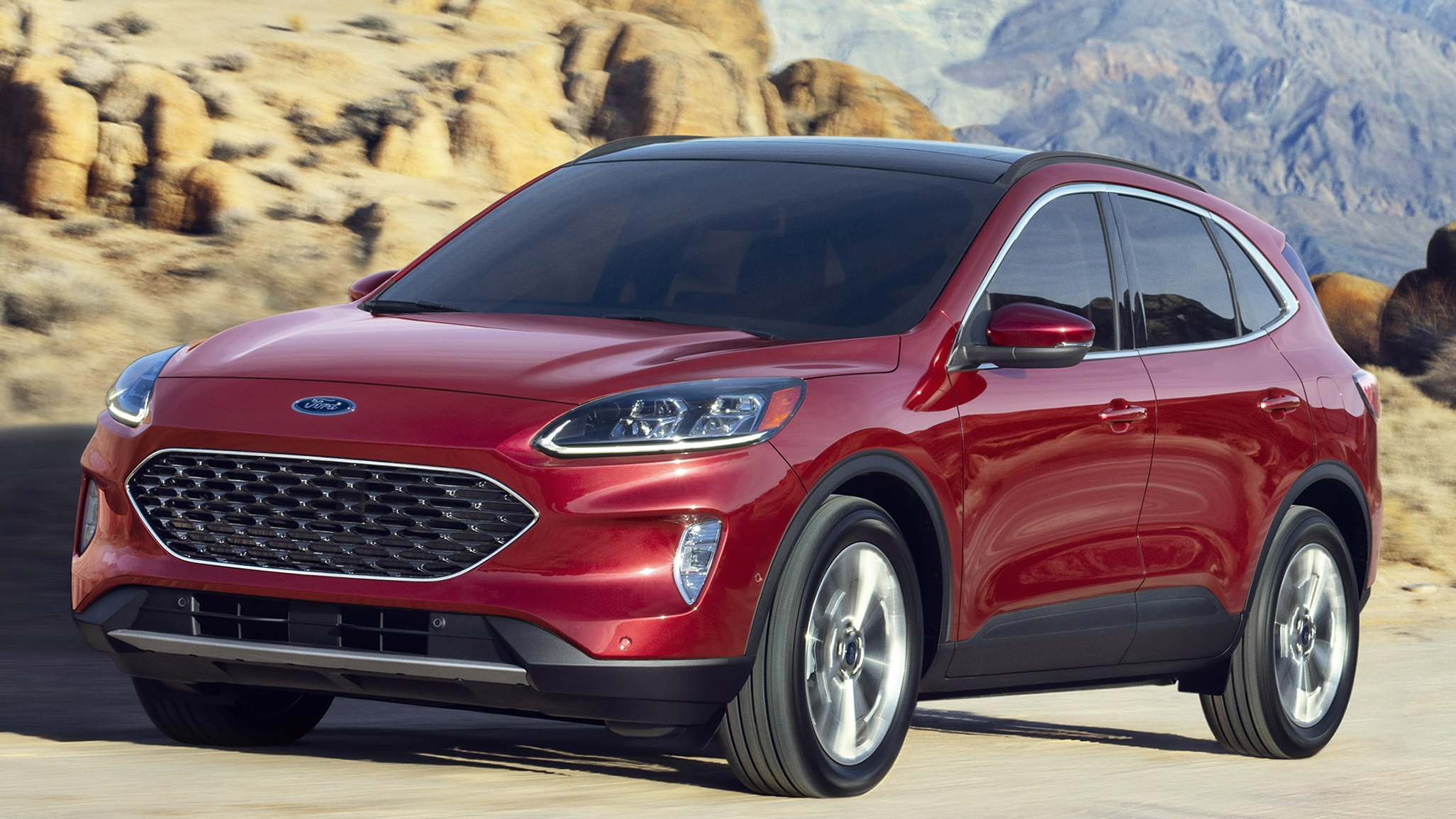 2020 Ford Urban Escapelge-Cts
