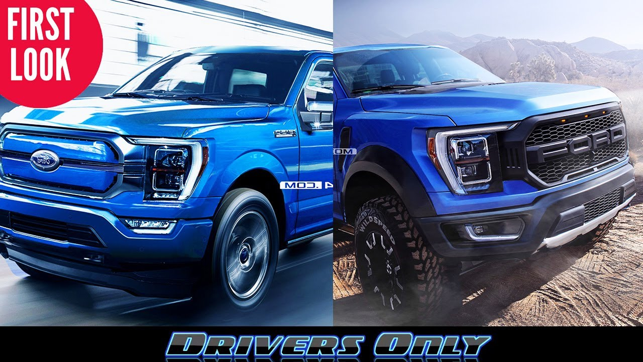 2021 / 2022 Ford F-150 Electric And Raptor Revealed!