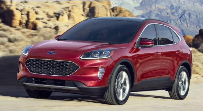 2021 Ford escape