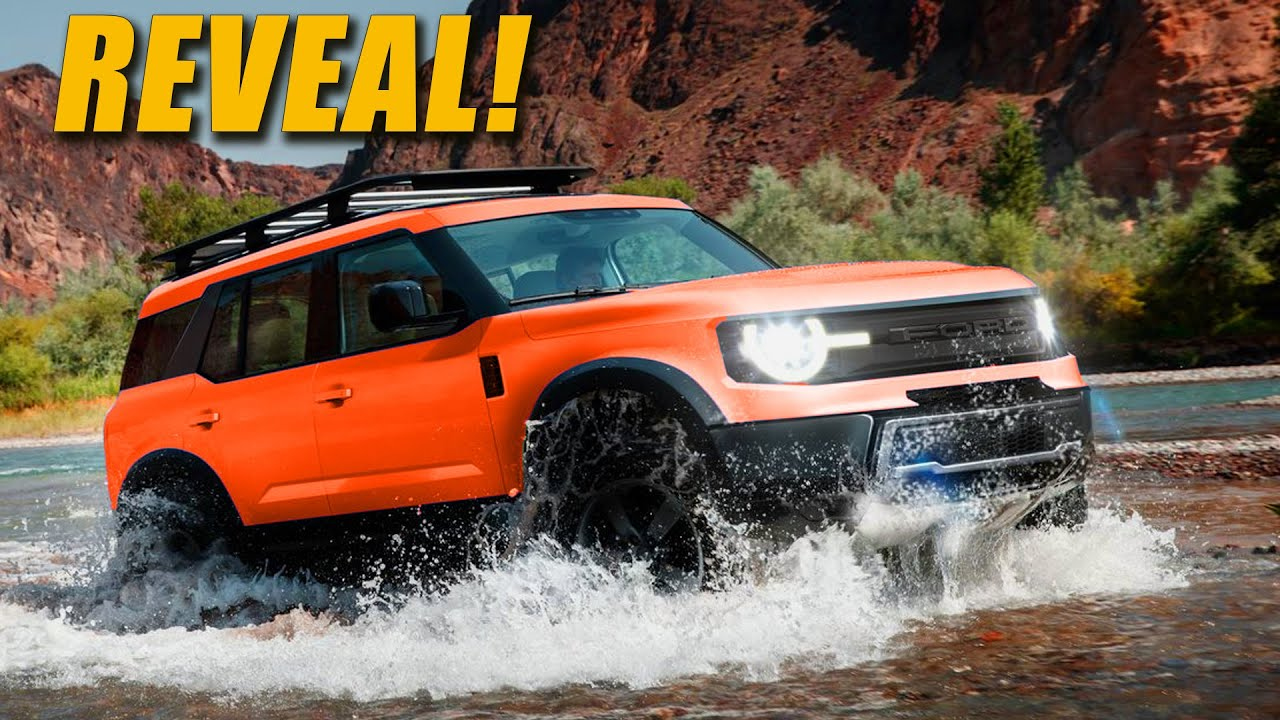 2021 Ford Bronco Debut Leaked!