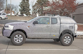 2021 Ford Bronco Raptor Rumored Along With V6 Ecoboost, V8