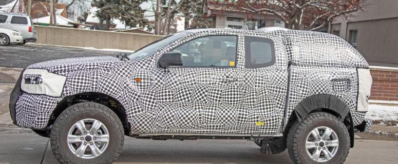 2021 Ford Bronco Raptor Rumored Along With V6 Ecoboost, V8