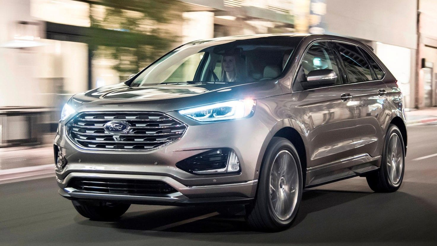 2021 Ford Edge Review- Trims, Prices, Towing Capacity