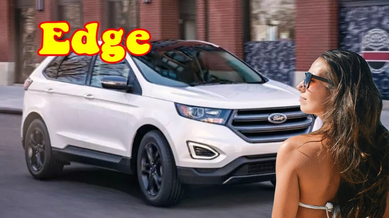 2021 Ford Edge Sport | 2021 Ford Edge Titanium Elite | 2021