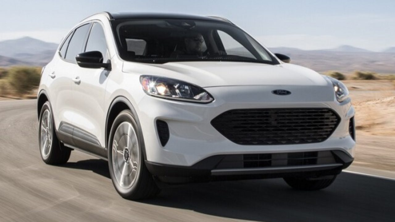 2021 Ford Escape: Changes, Specs, Price - Suv 2021: New And