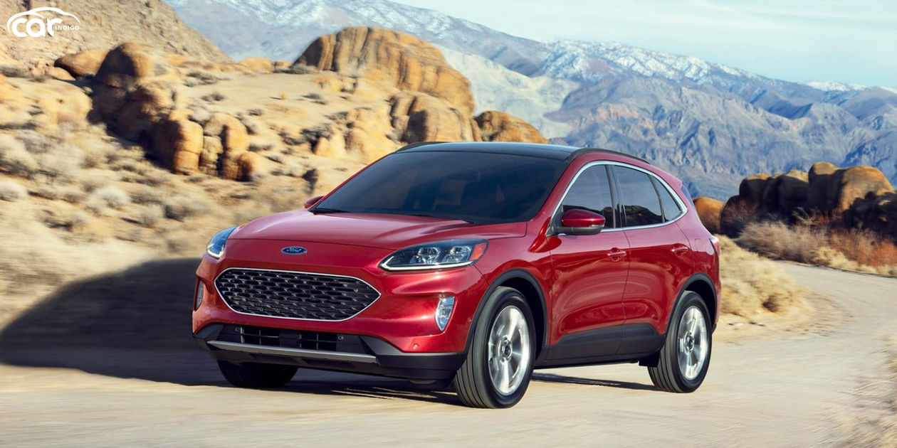 2021 Ford Escape Suv Review- Trims, Prices, Features, Towing