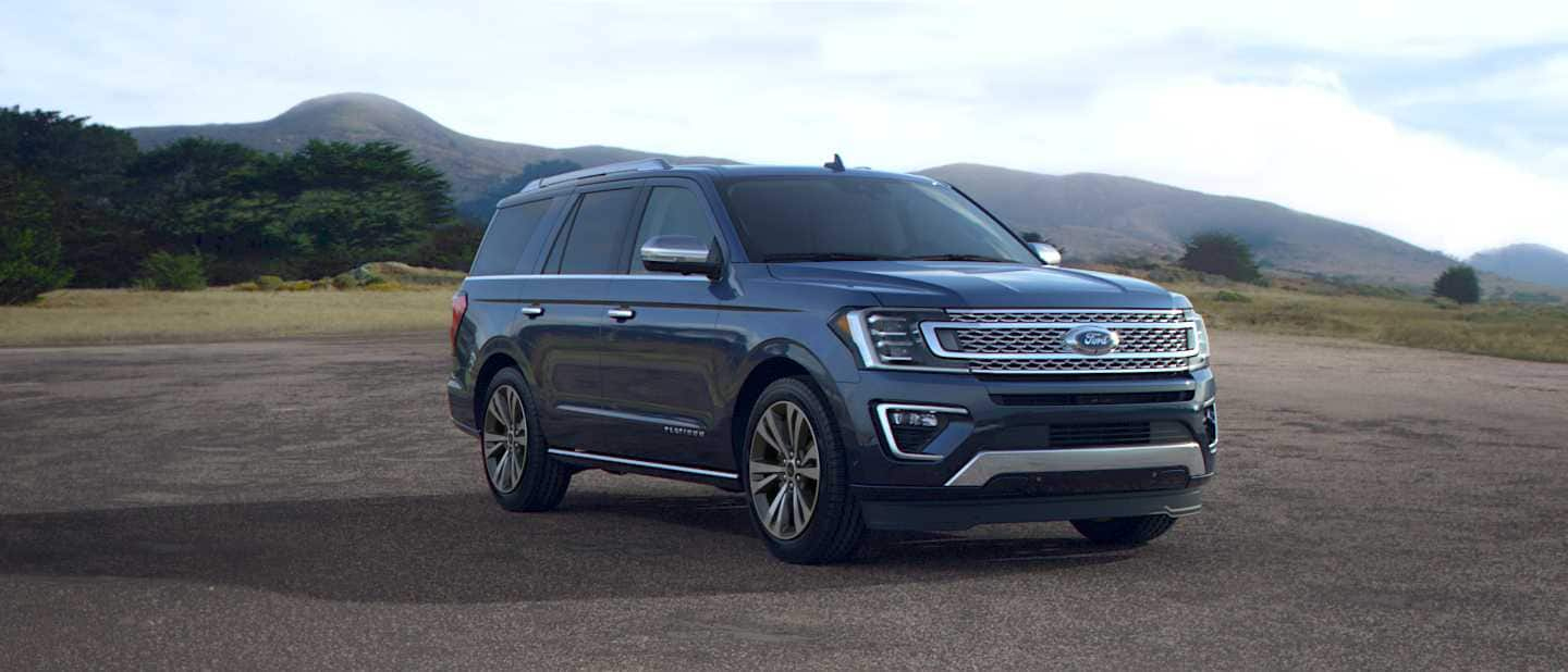 2021 ford expedition limited towing capacity changes