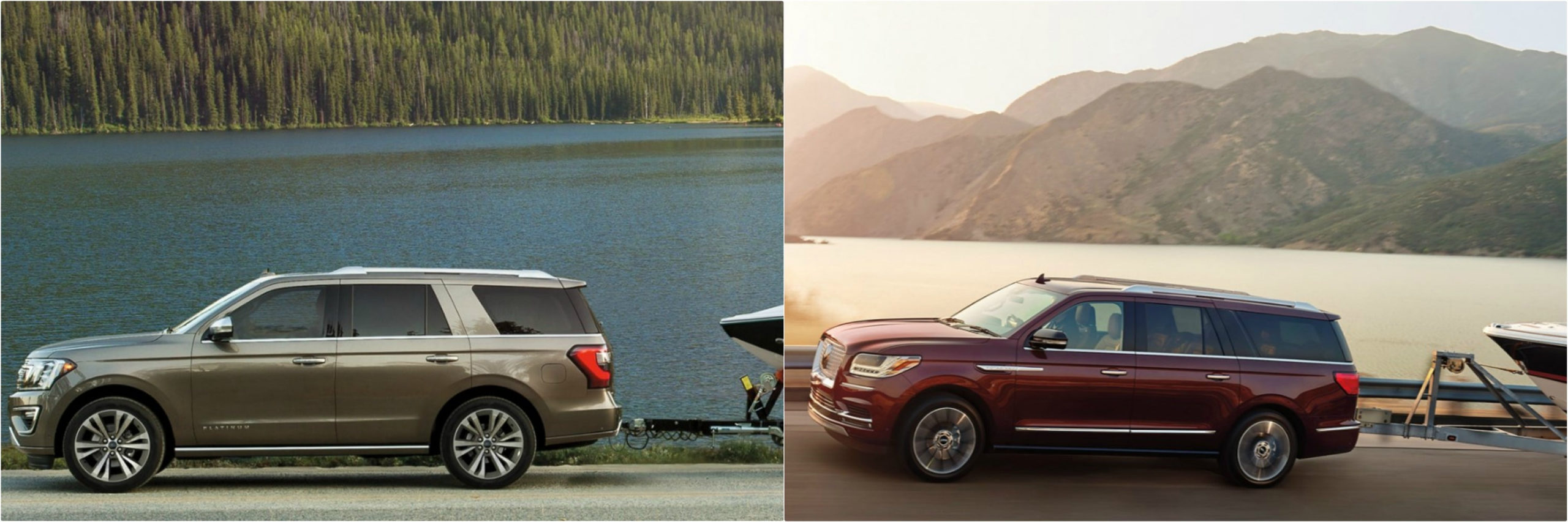 2021 Ford Expedition Vs. 2021 Lincoln Navigator | Mckie Ford