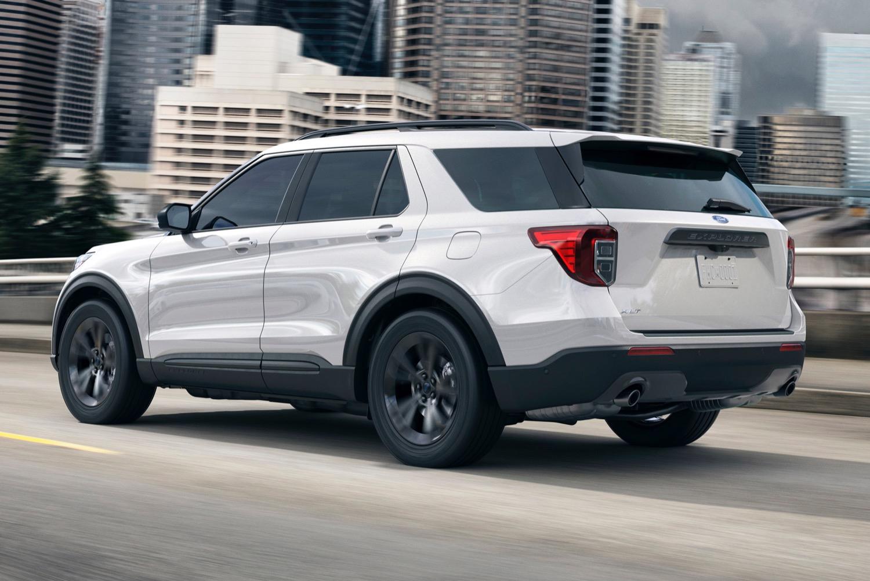 2021 Ford Explorer Brings Back Xlt Sport Appearance Package