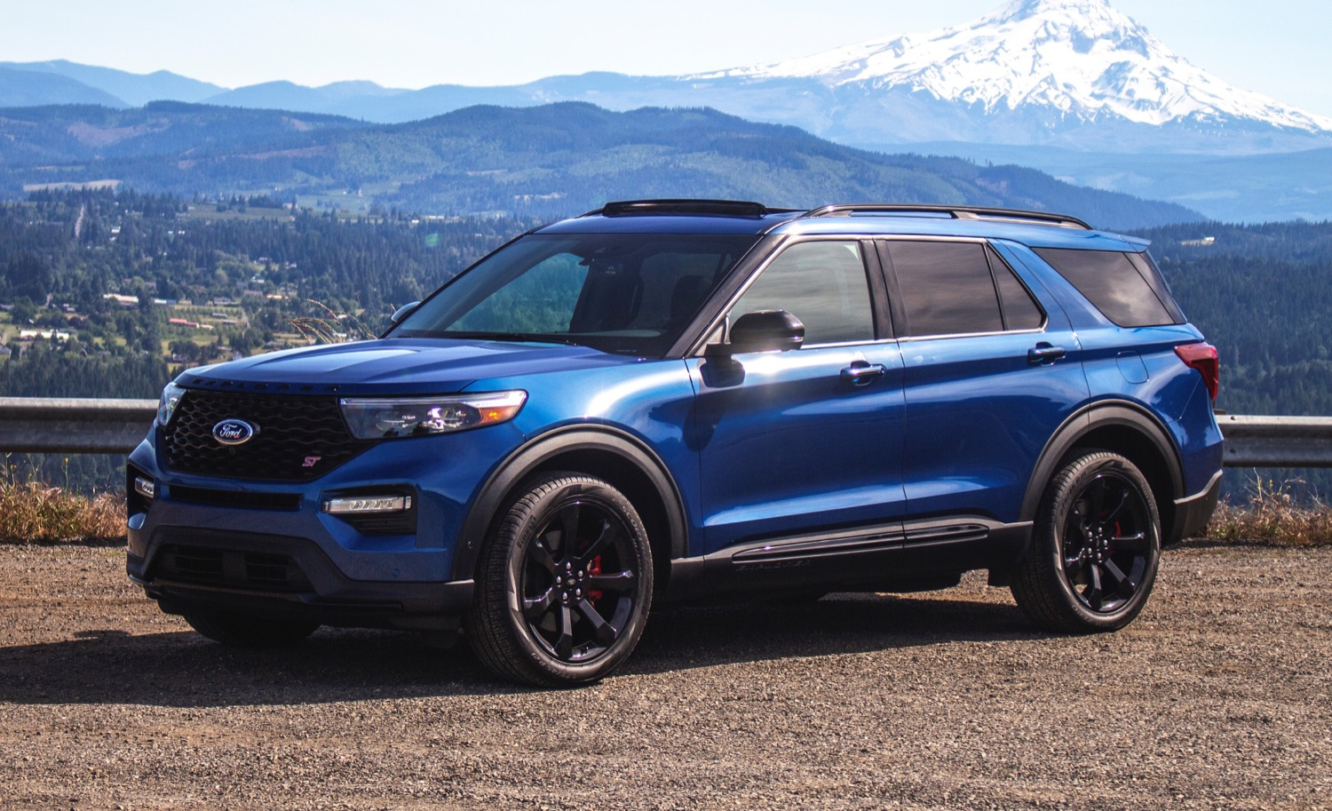 2021 Ford Explorer Hybrid Electric Range, Colors, Release