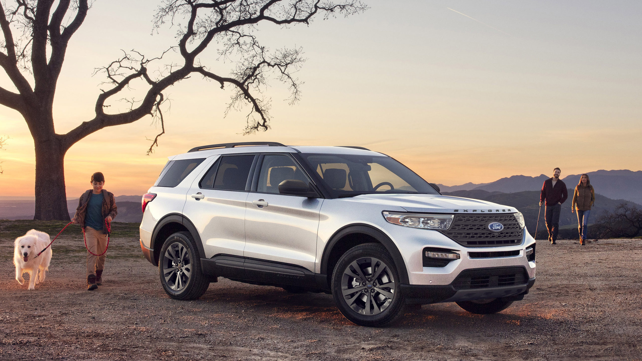 2021 Ford Explorer Restores Xlt Appearance Package | Autoblog