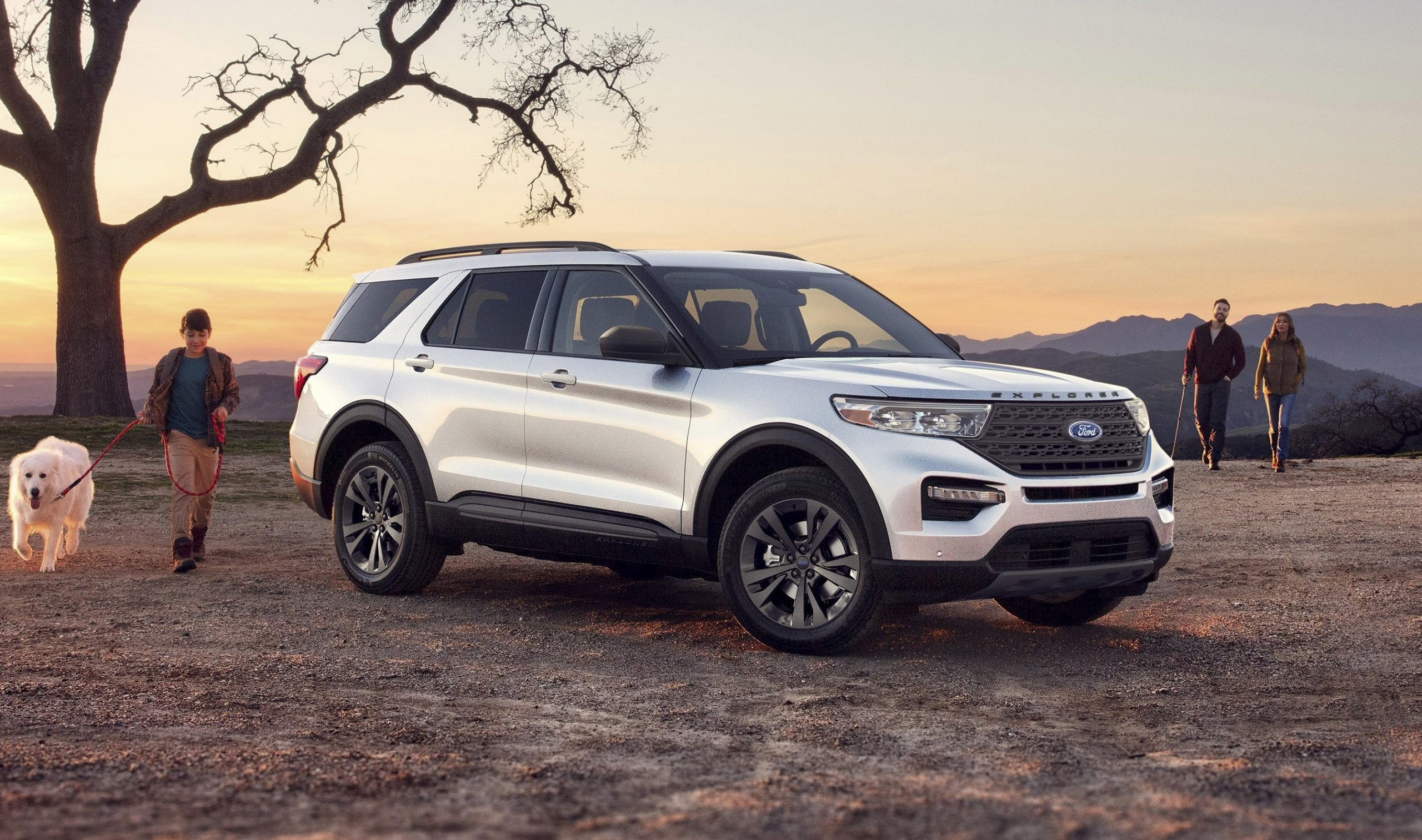 2021 Ford Explorer Will Get A Xlt Sport Appearance Package