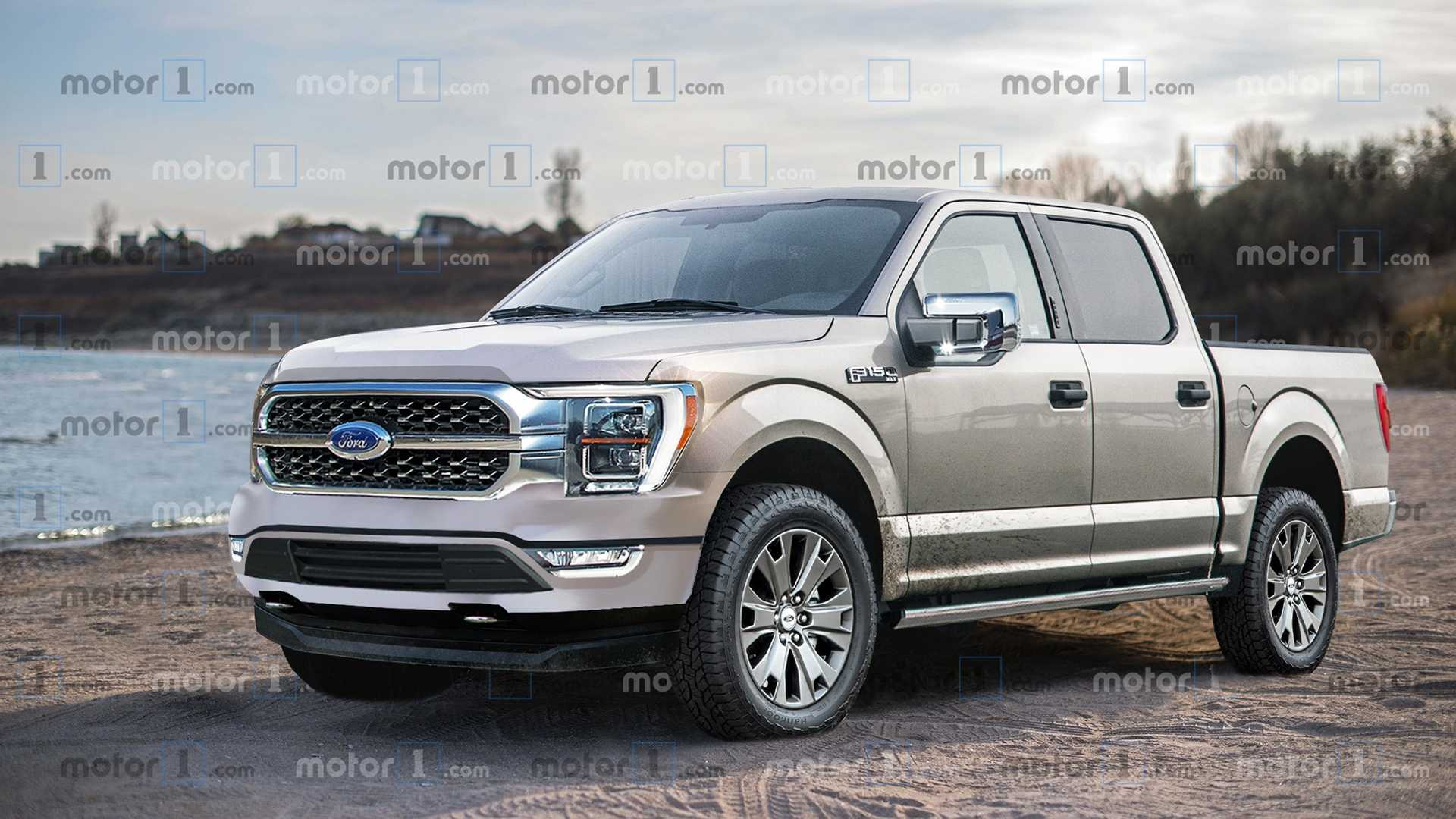 2021 Ford F-150 Supercrew Colors, Release Date, Redesign ...