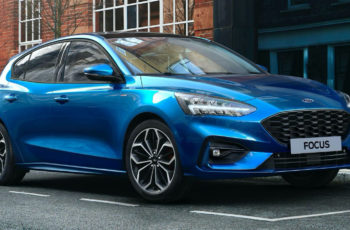 2021 Ford Focus Now Offers Two Mild-Hybrid Powertrains In