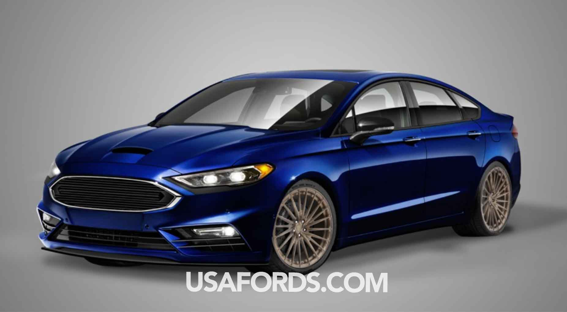 2021 Ford Fusion Redesign | Usa Fords Car