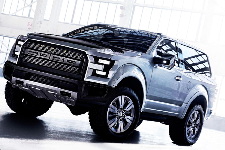 2021 Ford Svt Bronco Raptor Refresh | Ford Bronco, 2017 Ford