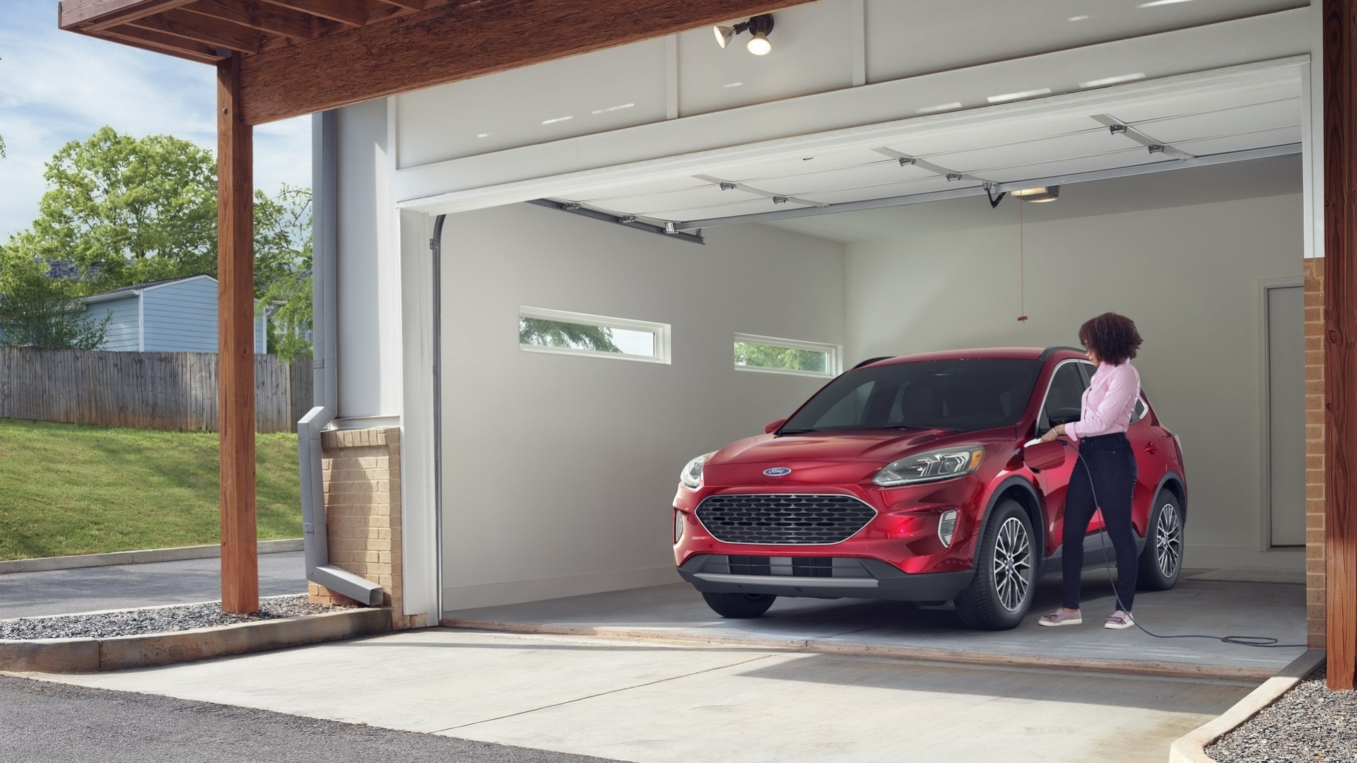 2,35 L/100 Km Et 60 Km D'autonomie Pour Le Ford Escape Phev 2020