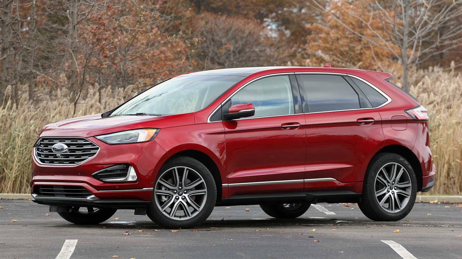 82 Top 2021 Ford Edge Sport Review In 2020 (With Images