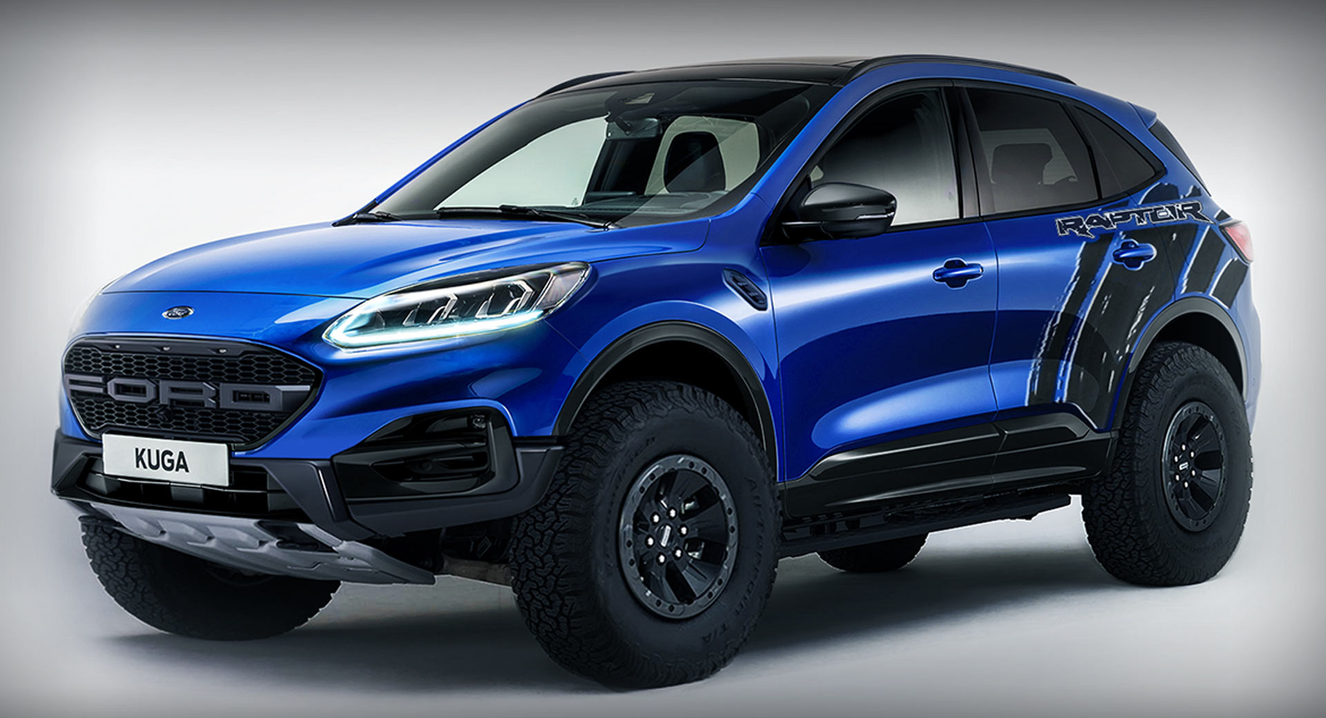 Dreaming Of A Brash 2020 Ford Escape Raptor | Carscoops